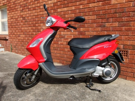 fly 125 for sale (sydney) - scooter community, everything about