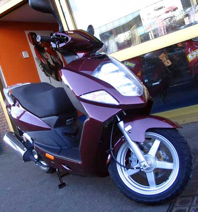 daelim s1 125 scooter community everything about scooters join the scooter community. Black Bedroom Furniture Sets. Home Design Ideas