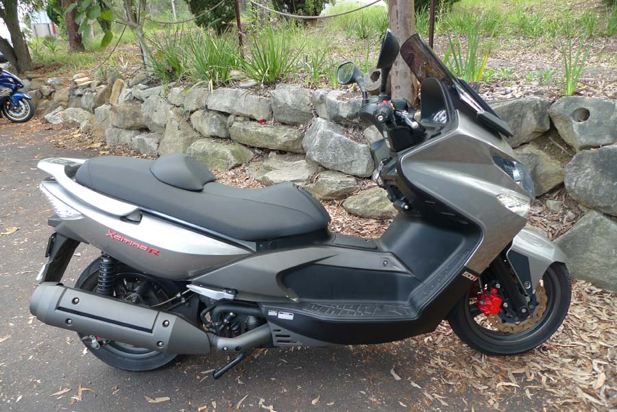 Kymco Xciting 500r Scooter Community Everything About