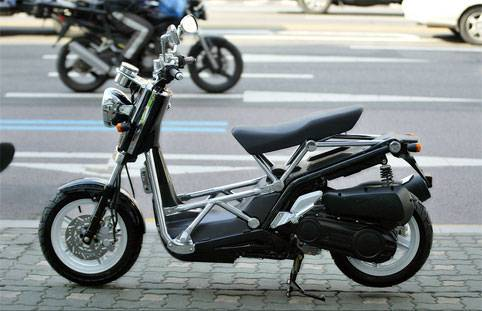 b bone 125 scooter community everything about scooters join the scooter community. Black Bedroom Furniture Sets. Home Design Ideas